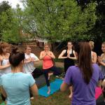 Yoga Theory and Practice Class