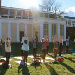 Fall 2015: Theory and Practice of Yoga - RELH 2195