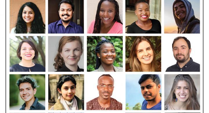 Announcing: The 2020 Dalai Lama Fellows